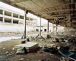 Former Packard Automobile Manufacturing Plant, Detroit, Michigan, March 21, 2008