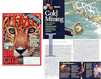 "Aug 23, 2004 - Los Angeles, CA, USA - TIME Magazine ran my photo of Olympic ice skating sweetheart Michelle Kwan in an August 23rd, 2004 article entitled ""Mining For Gold' about how much corporate sponsors are willing to shell out for Olympic medal winners..(Credit Image: © Marianna Day Massey/ZUMA Press)"