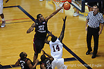 Ole Miss' Eniel Polynice vs South Carolina on Wednesday, January 20, 2010 in Oxford, Miss.