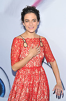 New York,NY-June 25: Jenny Slate Attends Premiere of THE SECRET LIFE OF PETS at David H. Koch Theater, Lincoln Center on June 25, 2016 in New York . @John Palmer / Media Punch