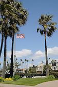 Seal Beach California Stock Photo