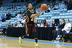 21 November 2015: Iona's Aaliyah Robinson (21). The University of North Carolina Tar Heels hosted the Iona College Gaels at Carmichael Arena in Chapel Hill, North Carolina in a 2015-16 NCAA Division I Women's Basketball game. UNC won the game 64-52.