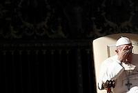 20161109 VATICANO: UDIENZA SETTIMANALE DI PAPA FRANCESCO
