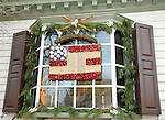 "Colonial Williamsburg Christmas wreath Virginia,wreath, window Christmas wreath, Colonial Williamsburg Virginia is historic district 1699 to 1780 which made colonial Virgnia's Capital, for most of the 18th century Williamsburg was the center of government education and culture in Colony of Virginia, George Washington, Thomas Jefferson, Patrick Henry, James Monroe, James Madison, George Wythe, Peyton Randolph, and others molded democracy in the Commonwealth of Virginia and the United States, Motto of Colonial Williamsburg is ""The furture may learn from the past,"""