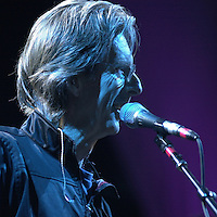 Phil Lesh singing with The Dead in concert at the Tweeter Center, Mansfield MA 22 June 2003