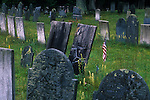Old Historic Cemetary in Royalston, MA