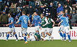 Hibs v St Johnstone...30.01.16   Utilita Scottish League Cup Semi-Final, Tynecastle..<br /> Chris MIllar holds his head in his hands as Liam Henderson goes down for a penalty<br /> Picture by Graeme Hart.<br /> Copyright Perthshire Picture Agency<br /> Tel: 01738 623350  Mobile: 07990 594431