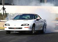 Nov 13, 2016; Pomona, CA, USA; NHRA XXXX during the Auto Club Finals at Auto Club Raceway at Pomona. Mandatory Credit: Mark J. Rebilas-USA TODAY Sports