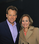 04-01-13 Genie Francis & Kin Shriner - General Hospital 50 years - tape Showbiz Tonight - NYC