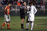 The University of New Mexico defeated Clemson University 2-1 in the NCAA Semifinal at SAS Stadium in Cary, North Carolina, Friday, December 9, 2005.