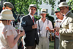 Running annually from 2005, the Chap Olympiad has become one of Britain's most eccentric event. Taking place in Bedford Square, a beautiful Georgian garden in London, the Chap Olympiad is a delightful day of themed sporting events from lobster fancing to cucumber sandwich discurs! Hosted by The Chap Magazine (a monthly journal celebrating tweeds, hat doffing and martinis) and beside the hilarious events, the Chap Olympiad is a unique eye-catching spectacle welcoming hundreds of participants where elegance meets quirky panache. In fact, all Olympiads guests and participants are encouraged to come in period-dress, enjoy the old-fashioned activities and entertainment such as drinking pimm's, real ales as well as jive and charleston dancing