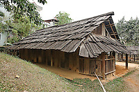 Hmong House, Vietnamese Museum of Ethnology, Hanoi