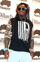 Lil Wayne appears at Dillard's - Louisville, Ky