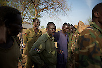 SPLA-North: the Nuba rebels