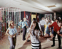 Acra Manor, Acra, New York, Teenagers dancing. 1960's