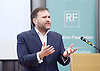 Resolution Foundation meeting - <br /> &quot;A Broken Heart? The living standards challenge facing the West Midlands Metropolitan mayor...<br /> <br /> As the West Midlands Metro area looks forward to its first ever Metro mayoral election next May, the region&rsquo;s economic performance is in the spotlight.<br /> at Birmingham Library, Birmingham, Great Britain <br /> 12th December <br /> <br /> <br /> <br /> Si&ocirc;n Simon, MEP for the West Midlands and Labour candidate for West Midlands Mayor<br /> <br /> Photograph by Elliott Franks <br /> Image licensed to Elliott Franks Photography Services