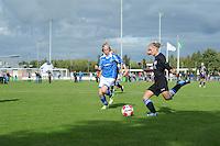 Damesvoetbal Heerenveen - VIOD 051013