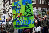 "19.03.2014 - ""Fracked Future Carnival"""
