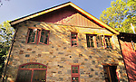Redesigned Stone Home<br /> Armonk New York<br /> modeled after the Rockfeller Stone Barns in Pocantico Hills, N.Y.