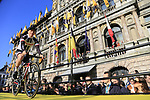 Team Sunweb on stage at sign on before the 101st edition of the Tour of Flanders 2017 running 261km from Antwerp to Oudenaarde, Flanders, Belgium. 26th March 2017.<br /> Picture: Eoin Clarke | Cyclefile<br /> <br /> <br /> All photos usage must carry mandatory copyright credit (&copy; Cyclefile | Eoin Clarke)