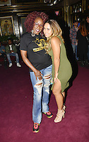 HOLLYWOOD,CA - OCTOBER 15: Gramma Funk and Kristinia Debarge attend Snoop Dogg's Birthday Party at SIR Studios in Hollywood, CA on October 15, 2016. Credit: Koi Sojer/Snap'N U Photos/MediaPunch
