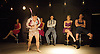 Good Morning Midnight <br /> directed &amp; Choreographed by Drew McOnie and music by TTJ<br /> at The Jermyn Street Theatre, London, Great Britain <br /> Rehearsal <br /> 8th November 2012 <br /> <br /> <br /> with Jonathan Ollivier <br /> <br /> <br /> Photograph by Elliott Franks