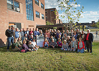 20160928 Alumni Weekend Experimental Program Reunion,segway tour