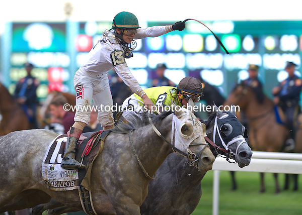 06/11/2016 - Belmont Stakes Day