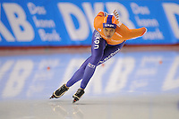 SPEEDSKATING: CALGARY: Olympic Oval, 25-02-2017, ISU World Sprint Championships, 500m Ladies, Anice Das (NED), ©photo Martin de Jong