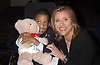.MEREDITH VIEIRA TYJUAN FELTON  OF ALL MY CHILDREN IN MICHAEL KORS  AT THE UNITED CEREBRAL PALSY 48TH ANNUAL AWARDS DINNER.ON APRIL 23,2003 AT THE MARRIOTT MARQUIS..PHOTO BY ROBIN PLATZER,TWIN IMAGES