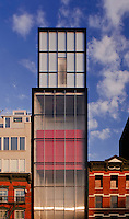 Sperone Westwater Gallery by Foster + Partners, 257 Bowery, Manhattan, New York City, New York, USA