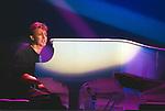 PAUL MCCARTNEY PERFORMING AT LIVE AID 1985 AT WEMBLEY STADIUM