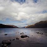 Ullswater calm, Lake District, Cumbria, UK