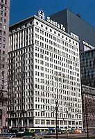 D.H. Burnham & Co.: Railway Exchange Building, Chicago 1904.  Photo '78.