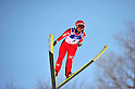 Seiko Koasa (JPN),.MARCH 4, 2012 - Ski Jumping : FIS Ski Jumping World Cup Ladies in Zao, Individual the 13th Competiiton HS100 at Jumping Hills Zao,Yamagata ,Japan. (Photo by Jun Tsukida/AFLO SPORT) [0003].