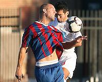 Crystal Palace Baltimore vs Carolina Railhawks September 18 2010