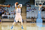 21 December 2013: North Carolina's Jessica Washington. The University of North Carolina Tar Heels played the High Point University Panthers in an NCAA Division I women's basketball game at Carmichael Arena in Chapel Hill, North Carolina. UNC won the game 103-71.