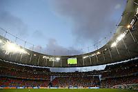 A general view of Arena Fonte Nova, Salvador