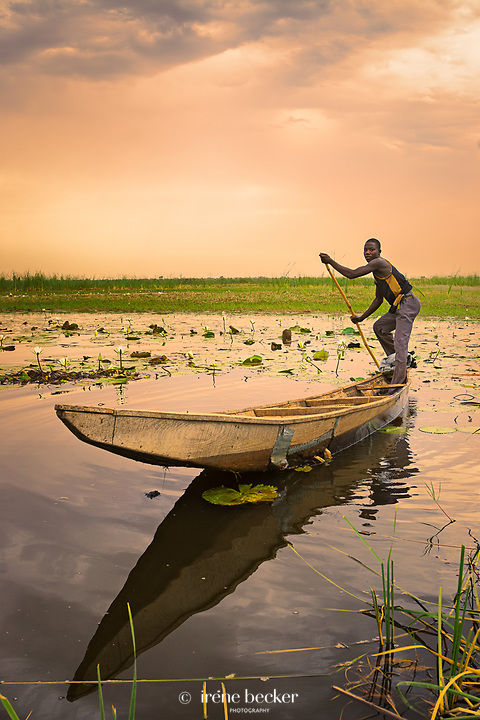 Pond Under the Sky<br />
