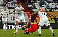 Once Caldas vs Independiente Santa Fe, 23-02-2017. LA I_2017