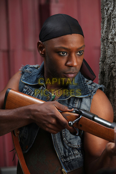NELSAN ELLIS.in True Blood (Season 2).*Filmstill - Editorial Use Only*.CAP/FB.Supplied by Capital Pictures.