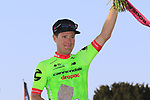 Sebastian Langeveld (NED) Cannondale-Drapac finishes in 3rd place at the end of the 115th edition of the Paris-Roubaix 2017 race running 257km from Compiegne to Roubaix, France. 9th April 2017.<br /> Picture: Eoin Clarke | Cyclefile<br /> <br /> <br /> All photos usage must carry mandatory copyright credit (&copy; Cyclefile | Eoin Clarke)