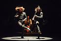 Brothers, Farruquito (Juan Manuel Fernandez Montoya 'Farruquito') & Farruco present BUEN ARATE, at Sadler's Wells, as part of the London Flamenco Festival 2016. Picture shows: Farruco & Farruquito.