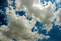 Clouds, Blue Sky,