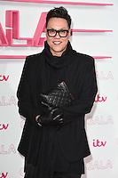 LONDON, UK. November 24, 2016: Gok Wan at the 2016 ITV Gala at the London Palladium Theatre, London.<br /> Picture: Steve Vas/Featureflash/SilverHub 0208 004 5359/ 07711 972644 Editors@silverhubmedia.com
