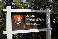 Acadia National Park & Mount Desert Island, Maine