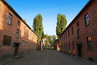 Execution Courtyard between Block 10 and 11