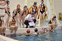 NCAA Women's Water Polo: Keydets defeat Gaels, 16-13