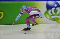 SCHAATSEN: HEERENVEEN: 16-01-2016 IJsstadion Thialf, Trainingswedstrijd Topsport, Stefan Groothuis, ©foto Martin de Jong
