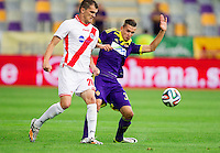 20140723: SLO, Football - UEFA Champions League Qualifications, NK Maribor vs HSK Zrinjski Mostar